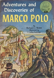 Adventures and Discoveries of Marco Polo