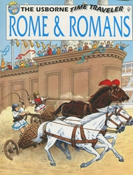 Time Traveler Book of Rome and Romans