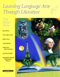 Learning Language Arts Through Literature - 3rd Grade Teacher Book (old)