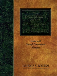 Englishman's Greek Concordance of New Testament