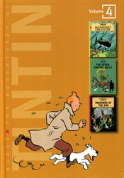 Adventures of Tintin Volume 4 (3-in-1)