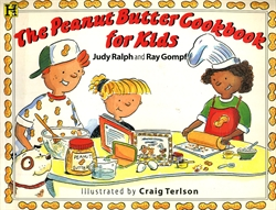 Peanut Butter Cookbook for Kids