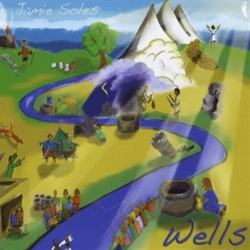 Jamie Soles CD - Wells