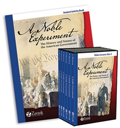 Noble Experiment Government Curriculum - Exodus Books