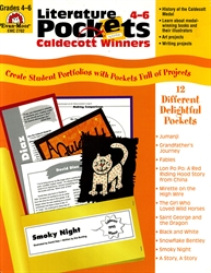 Literature Pockets: Caldecott Winners 4-6