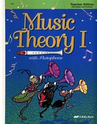 Music Theory I - Teacher Edition (old)
