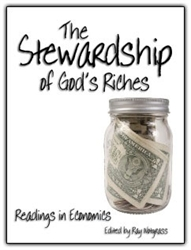 Stewardship of God's Riches (old)