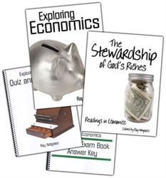 Exploring Economics - Set - Exodus Books