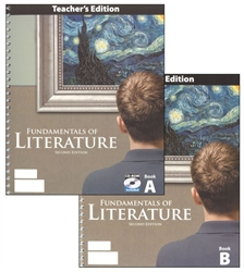 Fundamentals of Literature - Teacher Edition