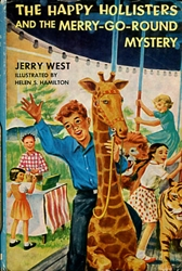 Happy Hollisters and the Merry-Go-Round Mystery
