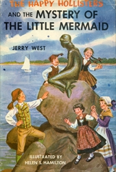 Happy Hollisters and the Mystery of the Little Mermaid