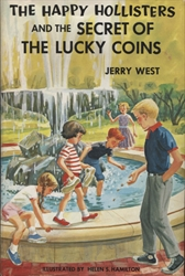 Happy Hollisters and the Secret of the Lucky Coins