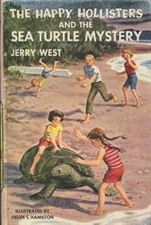 Happy Hollisters and the Sea Turtle Mystery