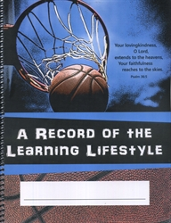 Record of the Learning Lifestyle - Basketball
