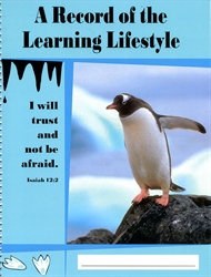 Record of the Learning Lifestyle - Penguin Cover