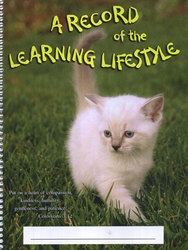 Record of the Learning Lifestyle - Cat Cover