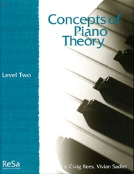 Concepts of Piano Theory - Level 2