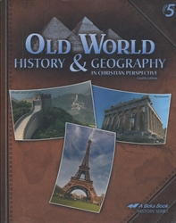 Old World History & Geography - Student Text
