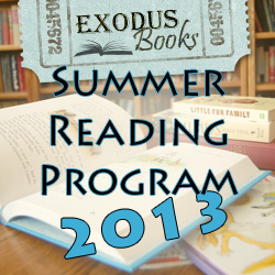 2013 Reading Program Sign-Up