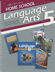 Language Arts 5 - Curriculum/Lesson Plans