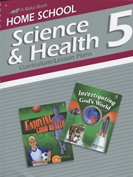 Science/Health 5 - Curriculum/Lesson Plans
