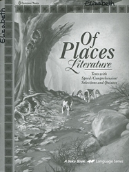 Of Places - Test/Quiz Book