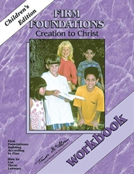 Firm Foundations - Homeschool Workbook