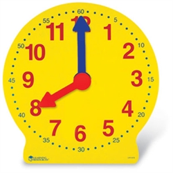 "13"" Learning Clock"