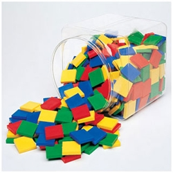 Color Tiles - Set of 400