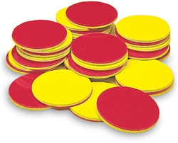 2-color Counting Discs - 200-Piece Learning Set