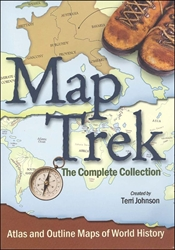 MapTrek: The Complete Collection - CD-ROM