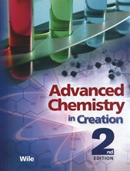 Advanced Chemistry in Creation - Textbook - Exodus Books