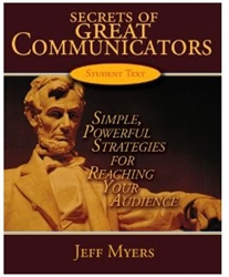 Secrets of Great Communicators - Teacher Kit