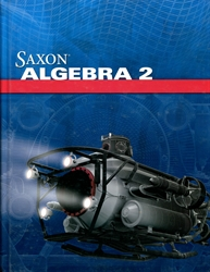 Saxon Algebra 2 - Student Textbook