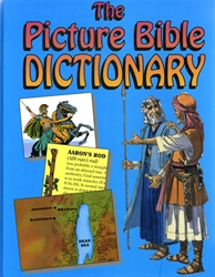 Picture Bible Dictionary - Exodus Books
