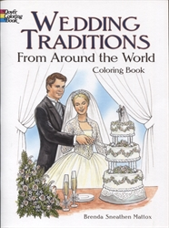 Wedding Traditions from Around the World - Color Book