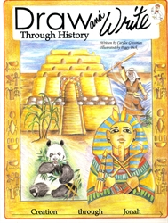 Draw & Write Through History Book 1 - Exodus Books