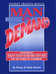 Man In Demand - Student Training Manual