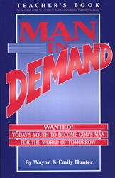 Man In Demand - Teacher Manual