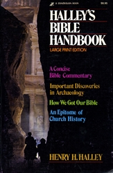 Halley's Bible Handbook - Exodus Books