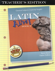 Latin Alive! Book 2 - Teacher's Edition