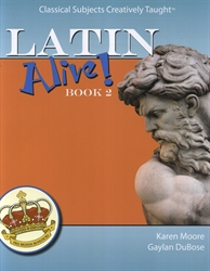 Latin Alive! Book 2