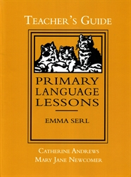 Primary Language Lessons - Teacher's Guide