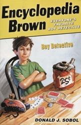 Encyclopedia Brown #01