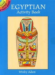 Egyptian Activity Book