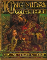 King Midas and the Golden Touch - Exodus Books