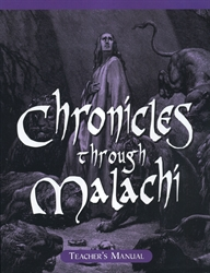Chronicles through Malachi and Job - Home Teacher Manual