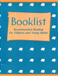 Booklist: Recommended Reading for Children and Young Adults