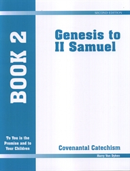 Covenantal Catechism Book 2 - Exodus Books
