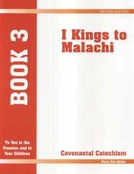 Covenantal Catechism Book 3